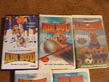 Air Bud movies 1 each obo